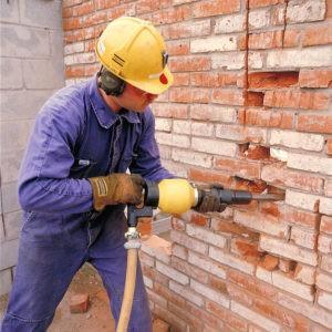 Деонтаж стен