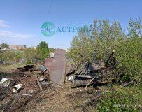 Демонтаж частных домов фотография